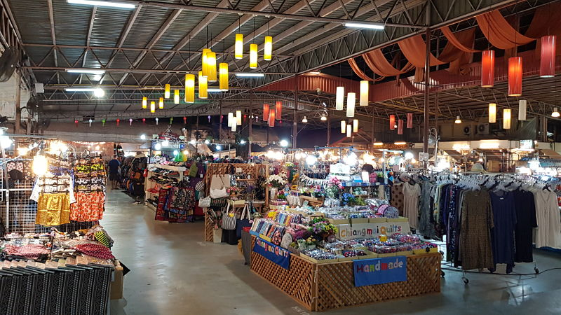 Bazar Nocturno - Chiang Mai