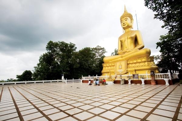 Buda Khao Kradong Forest Park