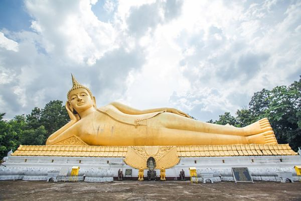 Buda Reclinado en Tailandia