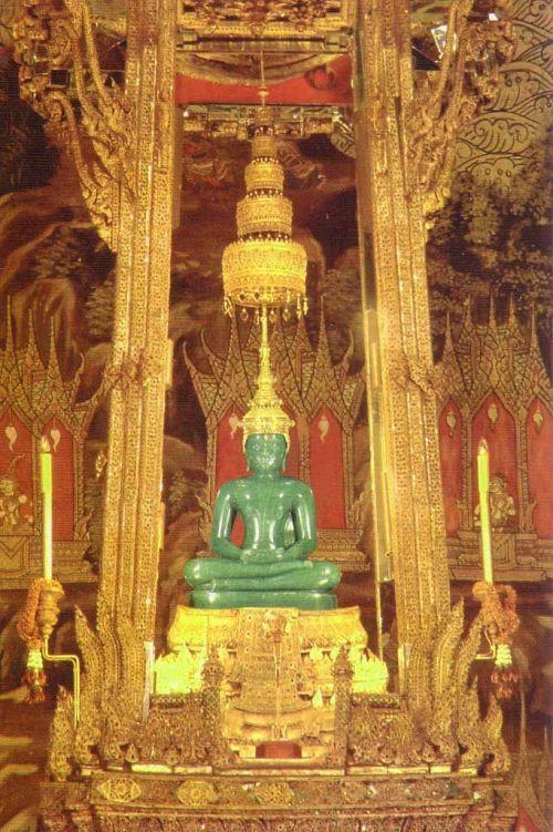 Buda de Esmeralda - Bangkok