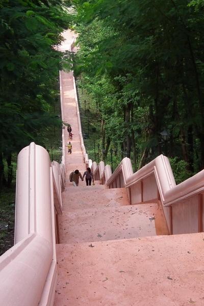 Escaleras Prasat Muang Tam - Buriram