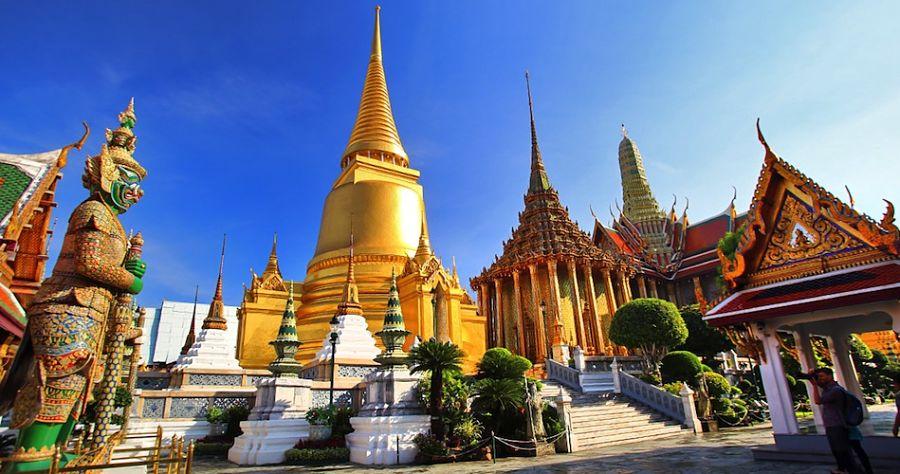 Gran Palacio De Bangkok - Interior