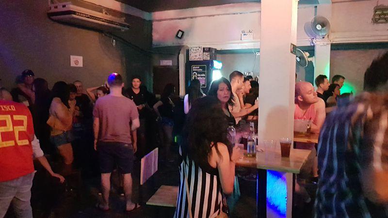 Interior Bar Las Vegas - Chiang Mai