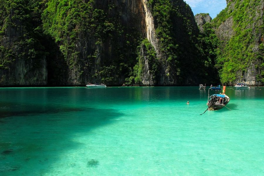 Qué Ver y Hacer en Koh Phi Phi - Koh Yung - Isla Mosquito