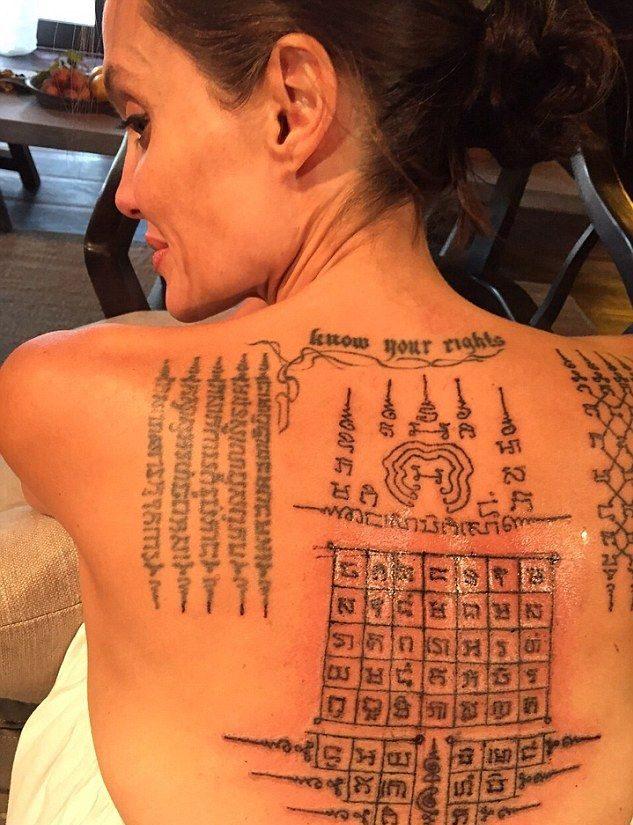 Tatuajes Tailandeses - Sak Yant