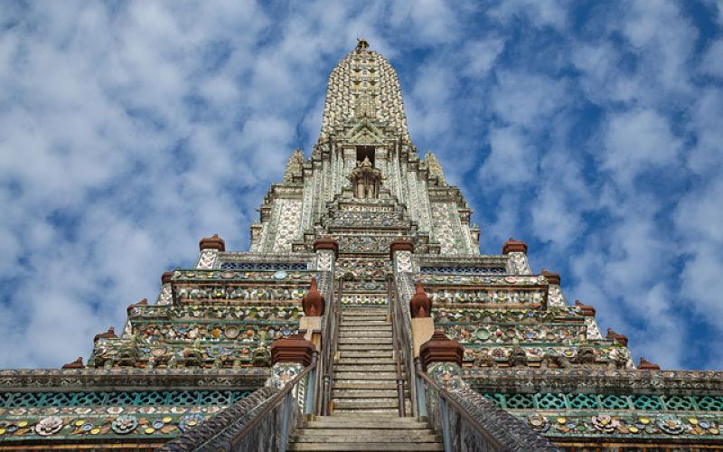 Templo del Amanecer - Wat Arun - Bangkok