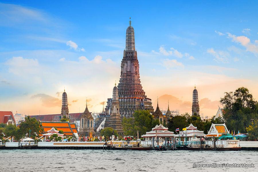 Templo del Amanecer - Wat Arun