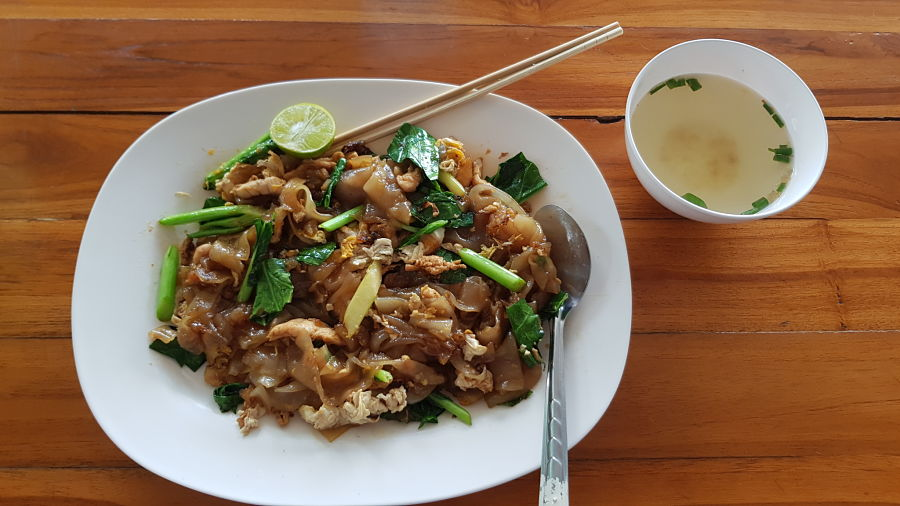 Comida Tailandesa - Pad See Ew