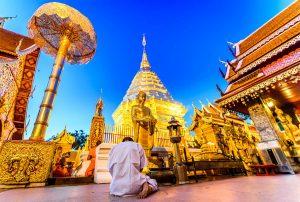 Visita el Templo Doi Suthep de Chiang Mai