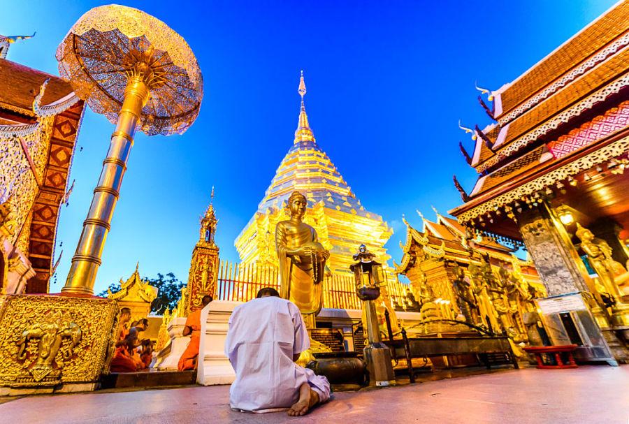 Excursión al Templo Doi Suthep - Chiang Mai