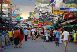 Khao San Road - El Barrio Mochilero de Bangkok