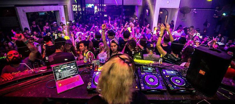Salir de fiesta en Bangkok - The Club