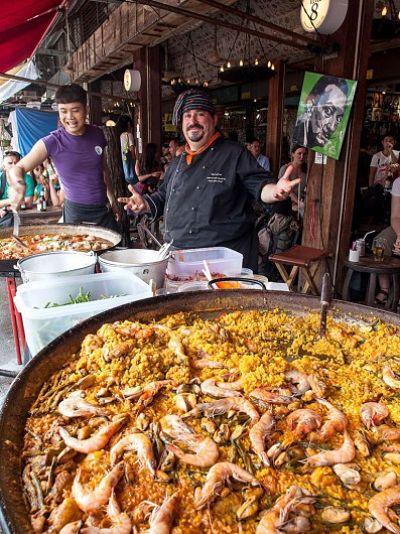 Mercado Chatuchak de Bangkok - Fernando Andrés