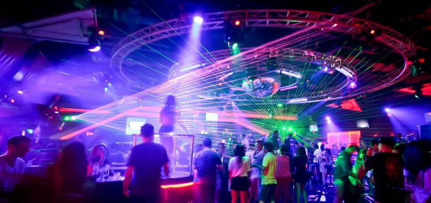 Salir de fiesta en Bangkok - Demo