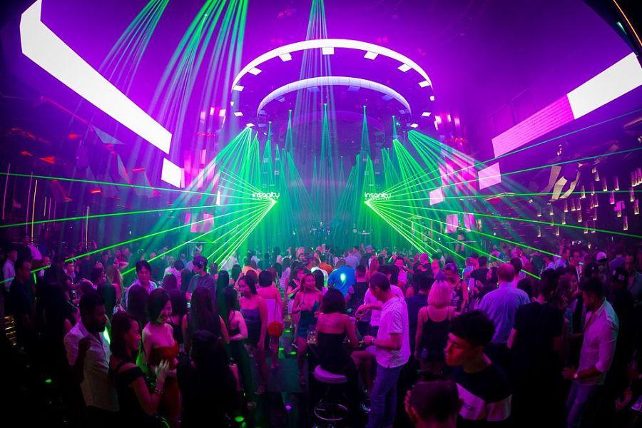 Salir de fiesta en Bangkok - Insanity