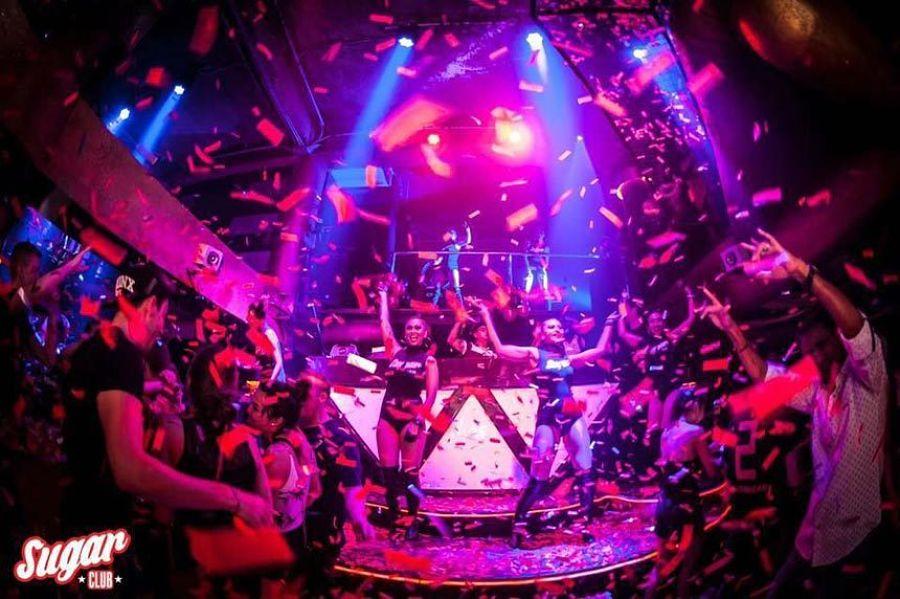 Salir de fiesta en Bangkok - Sugar
