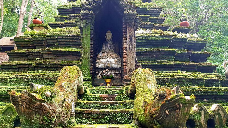 TemploWat Pha Lat - Chiang Mai - Pagodas