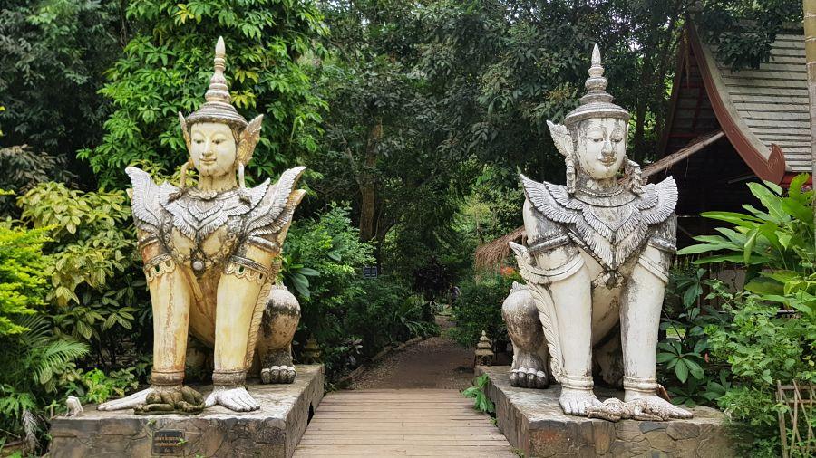 TemploWat Pha Lat - Chiang Mai