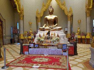 Templo del Buda de Oro - Bangkok