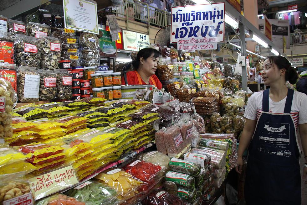 Warorot Market - Chiang Mai - Alimentación