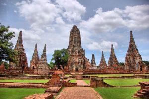 Ayutthaya - Las Ruinas de la Antigua Capital de Tailandia