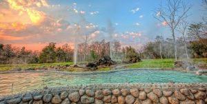 Aguas Termales de Chiang Mai - San Kamphaeng Hot Springs