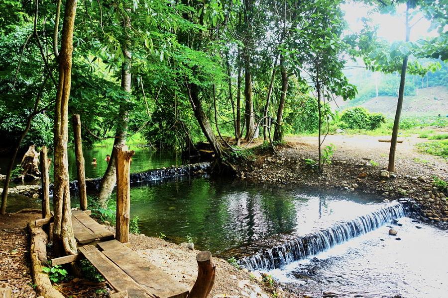 Aguas Termales de Pai - Sai Ngam