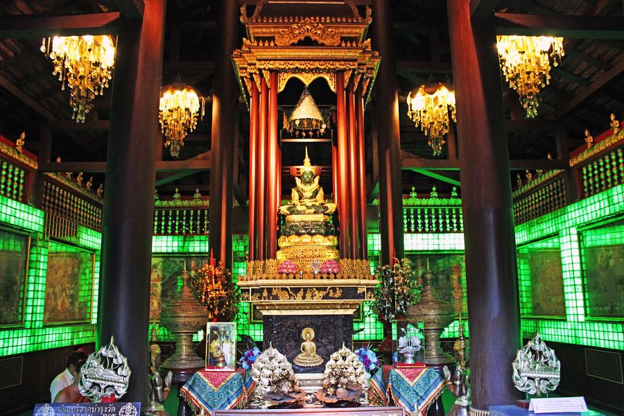 Buda Esmeralda de Chiang Rai