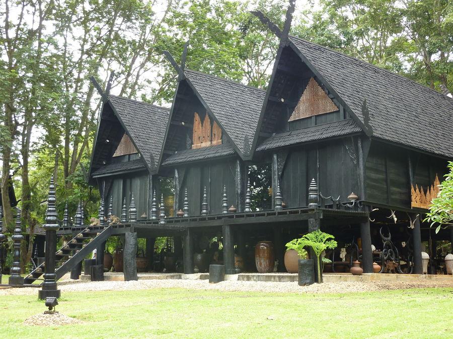 Casa Negra de Chiang Rai - Cabañas
