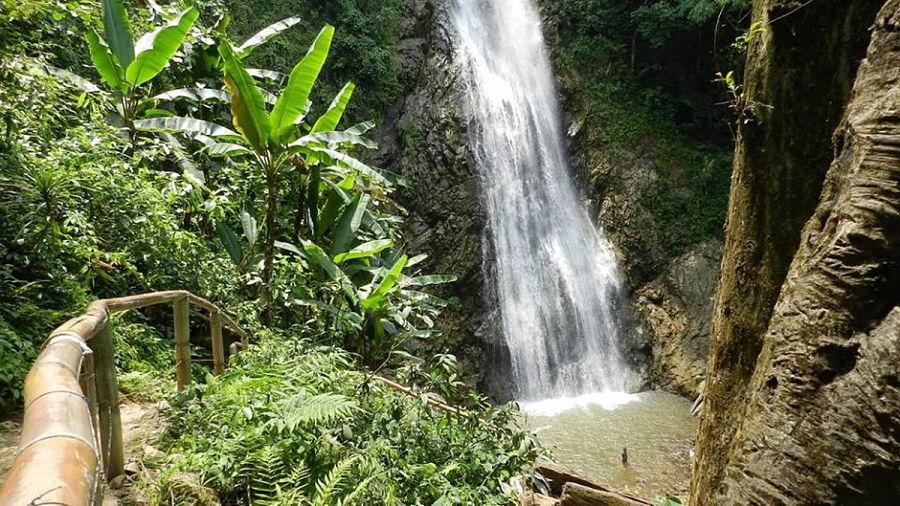 Cascadas de Chiang Rai