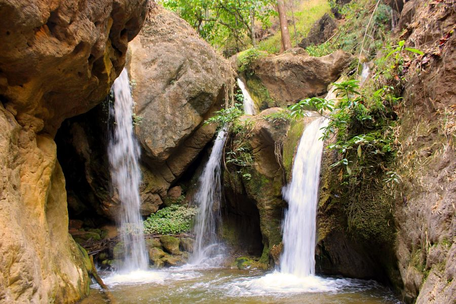 Cascadas de Pai - Hua Chang Waterfall