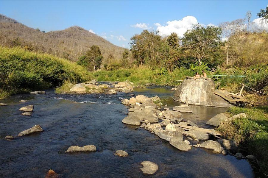 Cascadas de Pai - Mae Yao Waterfall