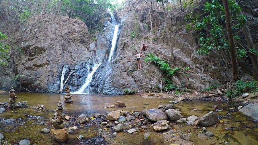 Cascadas de Pai - Mae Yen Waterfall