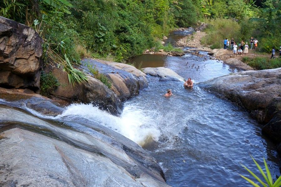 Cascadas de Pai - Mo Paeng Waterfall