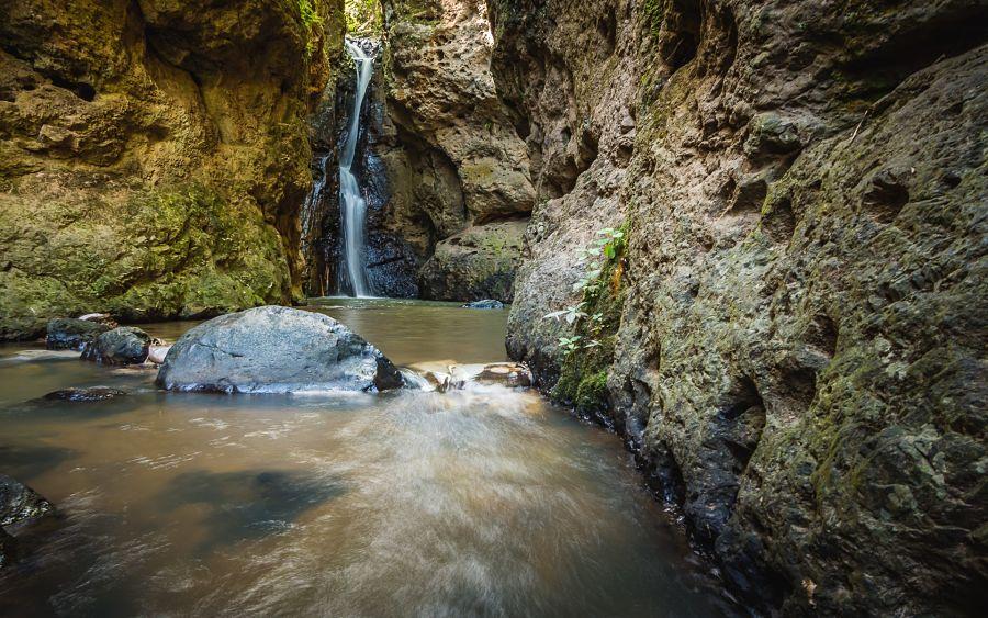 Cascadas de Pai - Pam Bok Waterfall