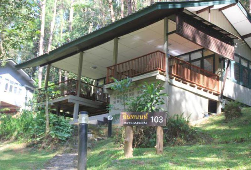 Doi Inthanon - Parque Natural de Chiang Mai - Alojamiento