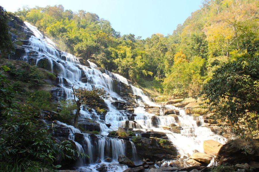 Doi Inthanon - Parque Natural de Chiang Mai - Cascadas Mae Ya