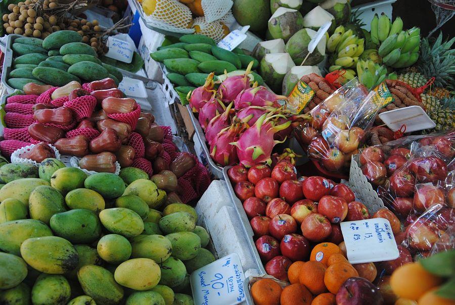 Frutas Tropicales - Tailandia