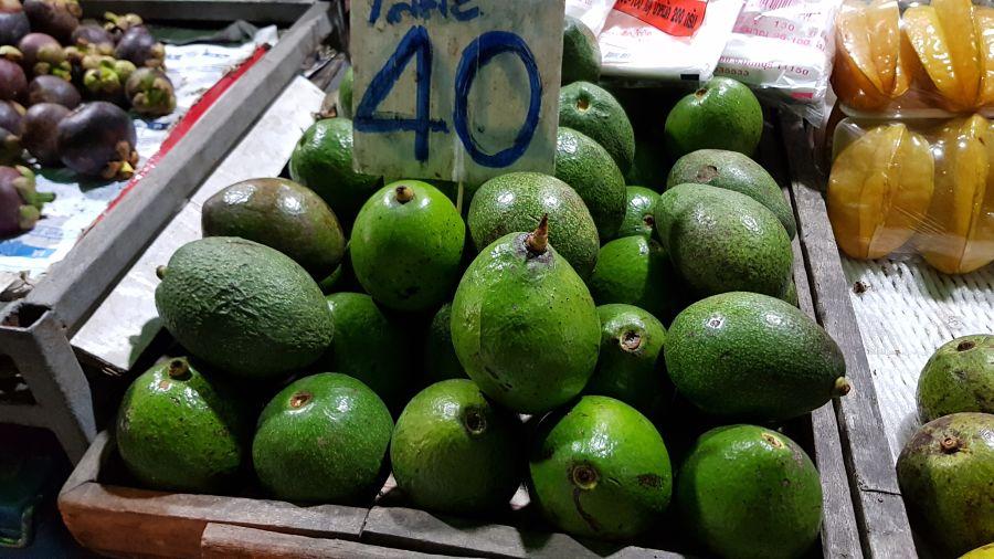 Frutas Tropicales de Tailandia - Aguacate