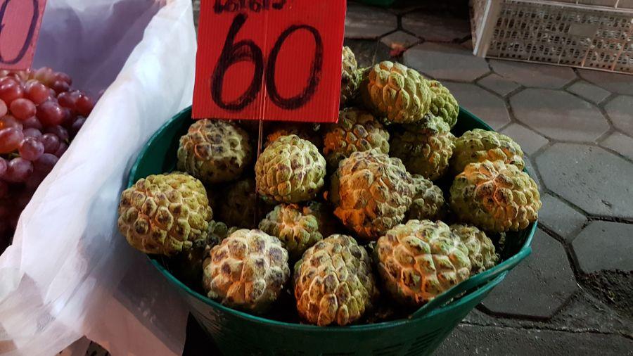 Frutas Tropicales de Tailandia - Chirimoyas Naturales