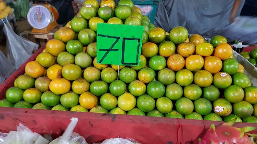 Frutas Tropicales de Tailandia - Naranjas