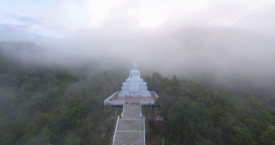 Gran Buda Blanco de Pai - Panorámica