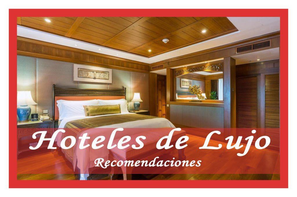 Hoteles de Lujo Recomendados en Pattaya