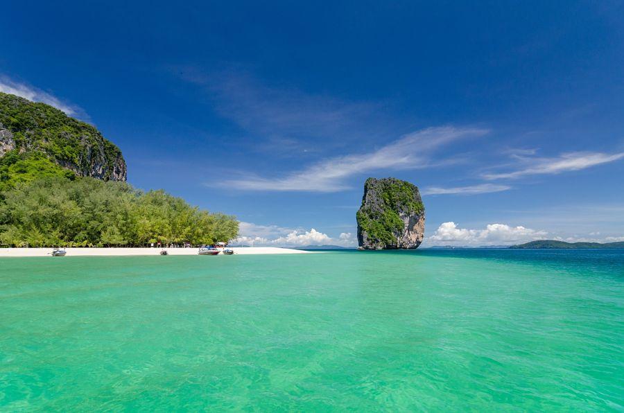 Koh Poda - Krabi - Islas de Tailandia - Playa