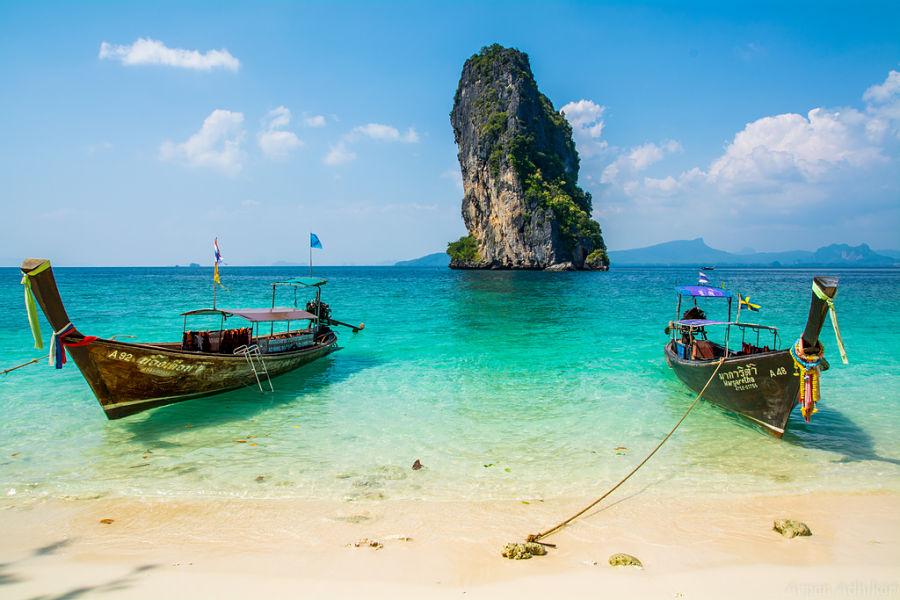 Koh Poda - Krabi - Islas de Tailandia - Vistas