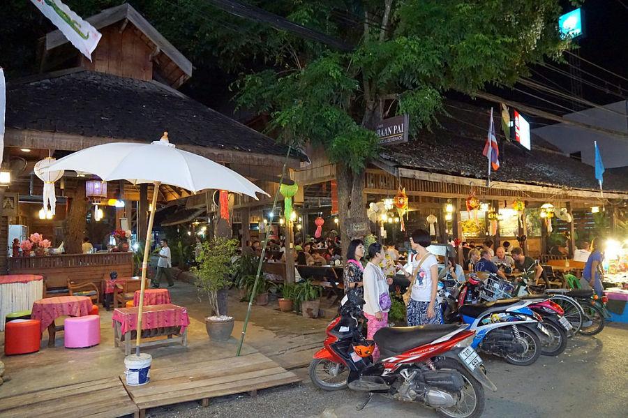 Mercado Nocturno de Pai - Bares y Restaurantes