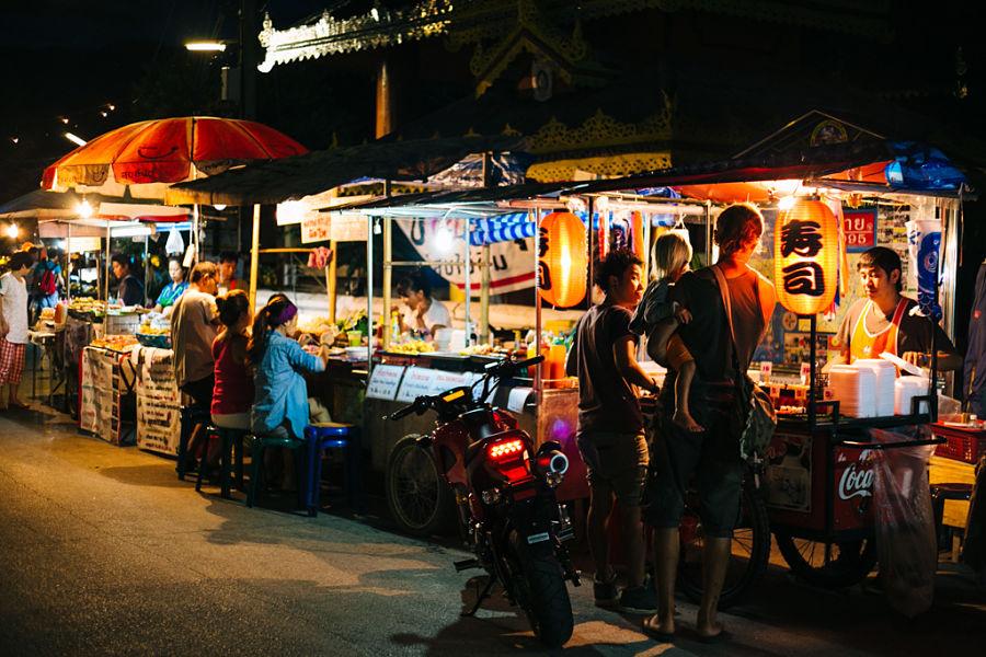 Mercado Nocturno de Pai - Qué ver y hacer en Pai