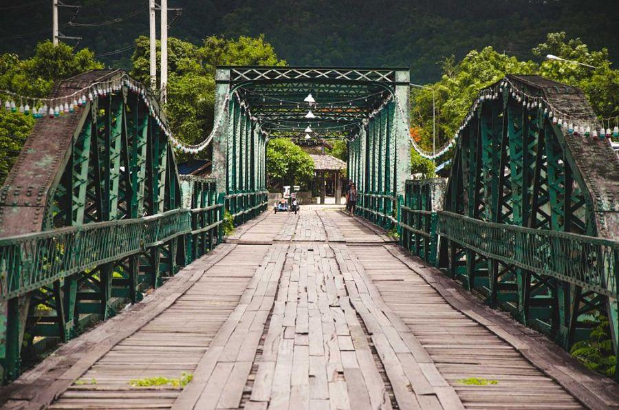 Pai Memorial Bridge - Historia del Puente de Pai