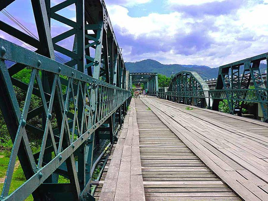 Pai Memorial Bridge - Puente Segunda Guerra Mundial
