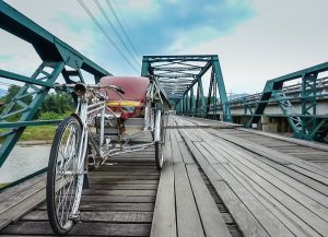 Pai Memorial Bridge - El Puente Conmemorativo de Pai